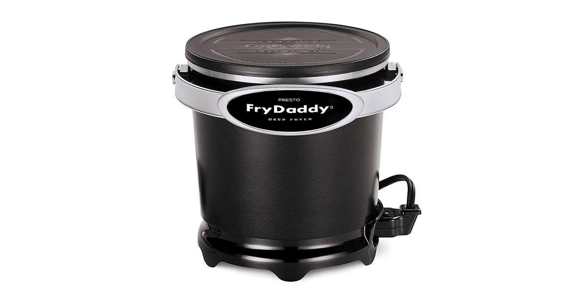 Presto 05420 FryDaddy Electric Deep Fryer image