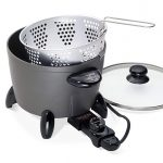 Presto 06003 Options Electric Multi Cooker or Steamer image