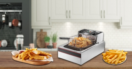 10 Top-Rated Commercial Deep Fryers in 2020 – Perfect for your restaurant or any other business!
