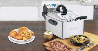 10 Energy-efficient Electric Deep Fryers that gives you the best crispy results!
