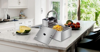 10 Great Home Deep Fryers in 2020 – It's time to enjoy the delicious roasts with your family!