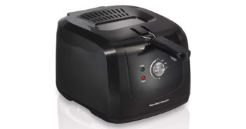 Hamilton Beach 35021 Electric Deep Fryer image