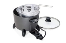 Presto 06003 Options Multi Cooker – You can use it for steaming, roasting and stews!