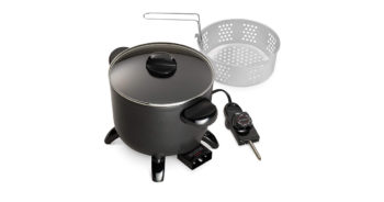 Presto 06006 Kitchen Kettle Multi Cooker or Steamer image